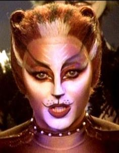 Cassandra cats the musical - Google Search