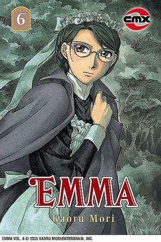 Emma, Vol. 6 by Kaoru Mori http://www.amazon.com/dp/1401211372/ref=cm_sw_r_pi_dp_cz2Mwb1CMSGFG