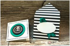 Freaky Friday Inspiration, Klare Aussage, Sale-a-bration 2017, Embossing, Stampin' Up!, Kidesos Stempelwelt