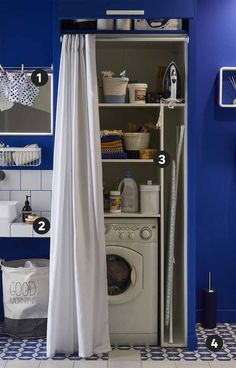 Outdoor Bathrooms 534239574544545305 - points-buanderie Source by Outdoor Bathrooms, Outdoor Cafe, My Ideal Home, Bathroom Inspiration, New Kitchen, Laundry Room, Sweet Home, Entryway, Home Appliances