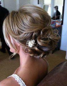 Risultati immagini per wedding hairstyles