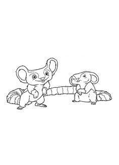Guarda tutti i disegni da colorare de I Croods www.bambinievacanze ...