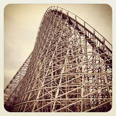 Rollercoaster Photo from the Instacanvas gallery for @etoolmedia. http://instacanv.as/etoolmedia