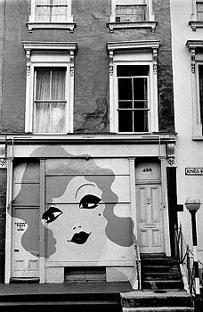 488 Kings Road Chelsea London  1960s