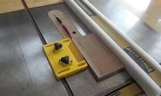 테이블쏘와 놀기 - 4. 없으면 아쉬운 테이블쏘를 위한 지그와 악세사리 10가지 : 네이버 블로그 Wood Crafts, Diy And Crafts, Table Saw, Woodworking, Home Appliances, Architecture, Home Decor, House Appliances, Arquitetura