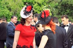 The annual Royal Garden Party held on the of May at Elisabeta Palace in Bucharest Royal Garden, Bucharest, Palace, Beautiful People, Party, Fashion, Moda, Fashion Styles, Palaces