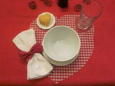 Table setting at my table for friends... we love our friends!!!