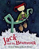 Five different versions of the story Jack and the Beanstalk to read and compare with kids