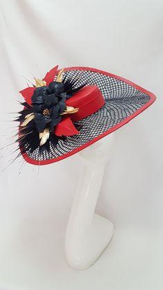 Millinery By Mel Fascinator Headband, Headpiece, Lace Styles For Wedding, Race Day Fashion, Beaded Bracelets Tutorial, Wide Brimmed Hats, Head Jewelry, Millinery Hats, Diy Hat