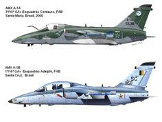 AVIÕES MILITARES: AMX - O Tornado de bolso Air Force Aircraft, Fighter Aircraft, Fighter Jets, Brazilian Air Force, War Thunder, Dog Fighting, Army & Navy, Nose Art, Aviation Art
