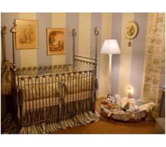 15 Amazing Literary Inspired Nurseries | Disney Baby