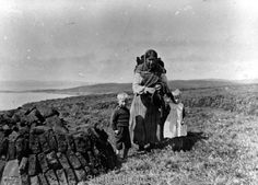 Peats, Marrister, Whalsay