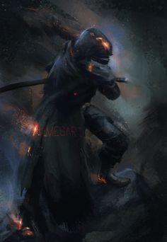 darksoulsartblog:    vimes Art