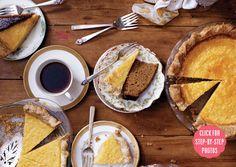 Buttermilk-Lemon Chess Pie - http://www.bonappetit.com/recipes/2011/11/buttermilk-lemon-chess-pie