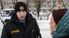 Выборы честные в Беларуси? Праедзем у атдзел милиции!