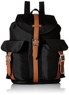 Herschel Supply Co. Dawson, Black/Tan, One Size Herschel Supply Co. http://www.amazon.com/dp/B00Y34XQN2/ref=cm_sw_r_pi_dp_Qto5wb0NFEWPF