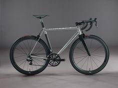 Reactor Titanium Race Bike   No. 22 Bicycle Company