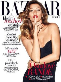 Harpers Bazaar (Czech Republic) April 2013