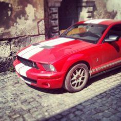 #Mustang,  #Krakow, #KrakowKazimierz