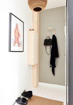 Vesterbro lejlighed fyldt med dansk design & inspirerende diy-løsninger   Boligmagasinet