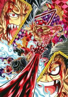 'One Piece' Sees Luffy Make an Awaited Comeback One Piece Gif, One Piece Drawing, Zoro One Piece, One Piece Fanart, Manga Vs Anime, Manga Anime One Piece, Manga Girl, Anime Girls, Kaido One Piece