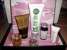 Beauty samples selected by @Lacers522 for January '12 Nice to see those soldiers standing at attention!