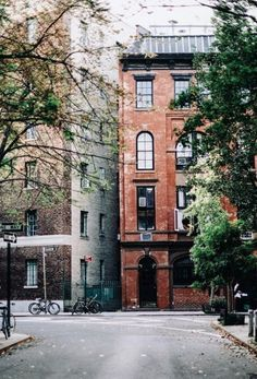 The streets of Manhattan, New York