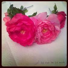 Resultat d'imatges de fotos pinterest diademas de flores