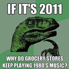 ahhhh i hate grocery strore muzak!!