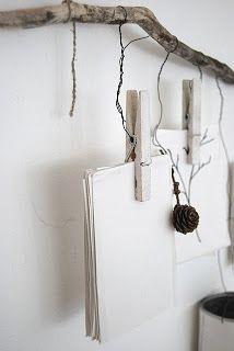 Tree branch & wire for wall hanger  227713324878542036_OyLb5brH_f.jpg (214×320)
