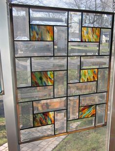 ---------------FREE SHIPPING---------------FREE SHIPPING---------------FREE SHIPPING!!!!!!!      YAY Music to your ears and eye candy to boot!    Original by Stained Glass Heirlooms   Photos rarely ca