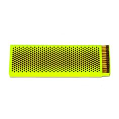 HAY Fluoroscent Yellow Strike Matches (£5) ❤ liked on Polyvore featuring home, home decor, yellow home accessories and yellow home decor