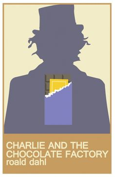 $10 Roald Dahl's Charlie and the Chocolate (11x17)