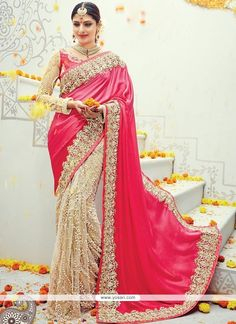 Perfervid Beige Traditional  Saree Model: YOSAR8504