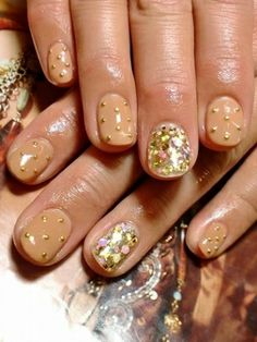 design for short nails: love this and will have to try before my EAD!