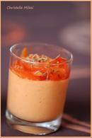 Mousse de poivrons rouges et ricotta : Etape 6