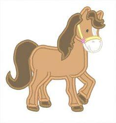 All Designs :: Horse Applique