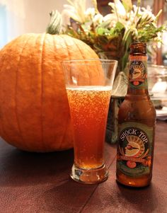 Beer Lovers! We know exactly what would make your day better... an ice cold Shock Top Pumpkin Wheat! #Yummy #BeerLovesYou