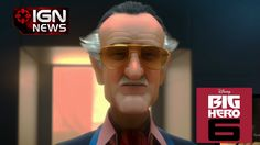 Stan Lee Drops Big Hero 6 Sequel News - IGN News - BIG HERO 6 SEQUEL IS COMING!!! AND TADASHI'S ALIVE!!! PASS THIS AROUND!!! PIN TO EVERY BIG HERO 6 BOARD!!! BIG HERO 6 FANS HAVE TO KNOW ABOUT THIS!!!