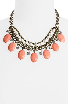 Stephan & Co. Layered Statement Necklace. My sister has one, I wish I had bought one too.