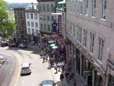 Family Travel to Quebec City