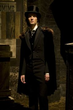 The Picture of Dorian Gray, a true dandy
