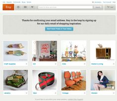 etsy interface