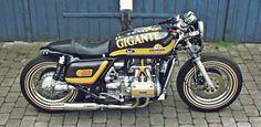 Honda -Bulldog Bobber Goldwing