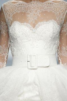 Robe de mariée Rosa Clará