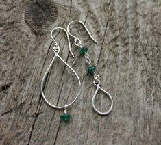 Uutar Hoop Earrings, Jewelry, Jewlery, Jewerly, Schmuck, Jewels, Jewelery, Fine Jewelry, Earrings