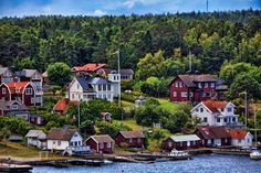 The Archepelago in Sweden