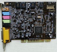 Creative Sound Blaster Live SB0100 5.1 PCI Sound Card