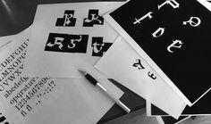 Gaktur Typeface - Cécile Rouyer