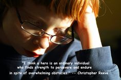 DH took the picture, I added the quote, The Boy did the homework :-)